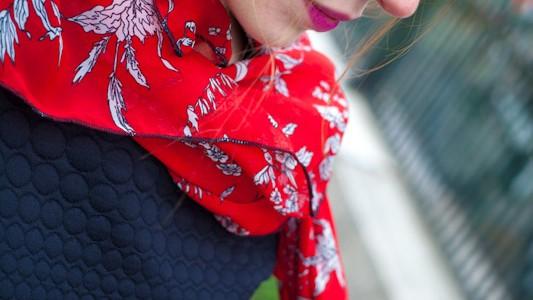 Le foulard, notre atout mode!