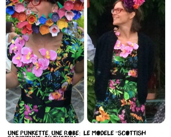 Une Punkette, une robe…
