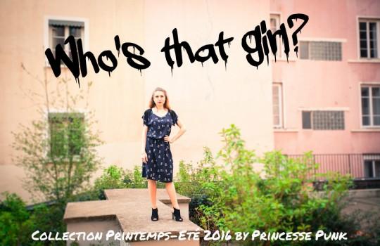 «Who's that girl?» en ligne!