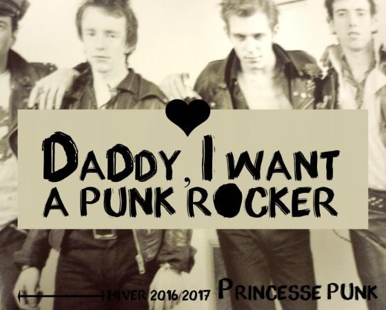 Daddy, I (Want a Punk Rocker)/la collection en ligne