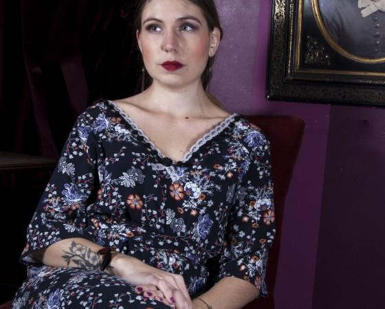 Mademoiselle Bohème